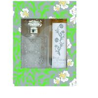 Lady Primrose Tryst Crystal Decanter Gift Set With 3.3oz Tryst Perfume