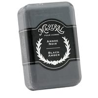 Mistral Men's Soap Black Amber 8.8oz/250G