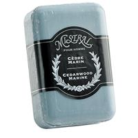 Mistral Men's Cedarwood Marine French Soap 8.8oz/250G