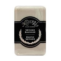 Mistral Men's Soap Exotic Vetiver 8.8oz/250G