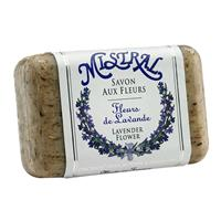 Mistral Classic French Soap Lavender Flower 7oz