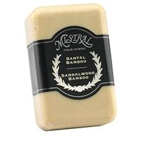 Mistral Men's Soap Sandalwood Bamboo 8.8oz/250G