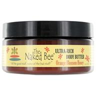The Naked Bee Orange Blossom Honey Ultra Rich Body Butter 226g/8oz