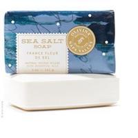 Olivina Sea Salt Soap France Fleur & Oceanic Scent 5oz