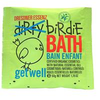 Pre de Provence Dresdner Essenz Dirty Birdie Bath Packet 50g-Get Well (Mint & Thyme Oils) Created Just For Kids Certified Organic 1.76oz