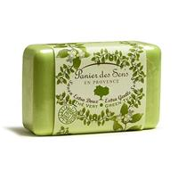 Panier des Sens Vegetable Soap - Green Tea 7oz / 200g