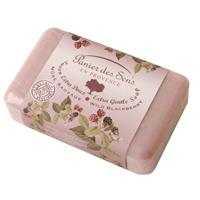 PanierDes Sens Shea Butter Soap WILD BLACKBERRY 7oz