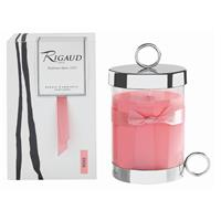 Rigaud Rose Large Candle 7.4 oz