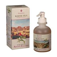 Derbe Speziali Fiorentini White Tea Hair Shampoo Pump 8.4 oz