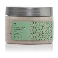 Thymes Jade Matcha Body Scrub 11 Oz