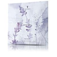 Thymes Lavender Bath Salts In Envelope 60 G 2 Oz Net Wt
