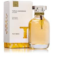 Thymes Tupelo Lemongrass Cologne 1.75 Oz