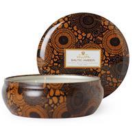 Voluspa Japonica Travel Tin Candle Baltic Amber 3.5oz