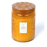 Voluspa Japonica Large Glass Candle Baltic Amber 16oz
