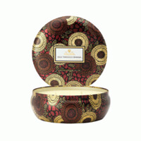 Voluspa Japonica 3 Wick Candle Goji Tarocco Orange 12oz