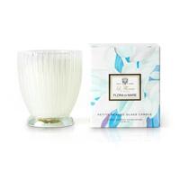 Voluspa Candles L. Florem Flora Di Mare Petite Beaded Glass Candle 4 oz