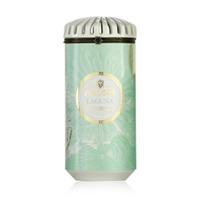 Voluspa Maison Blanc Ceramic Candle Laguna 15oz