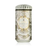 Voluspa Maison Blanc Suede Blanc Ceramic Candle 15 oz