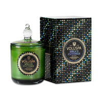 Voluspa Maison Holiday Candle Tin Spruce Cuttings 13oz