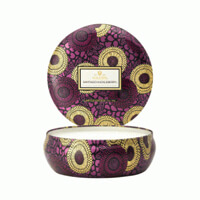 Voluspa Japonica 3 Wick Candle Santiago Huckleberry 12oz