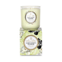 Voluspa Maison Jardin Classic Candle Sake Lemon Flower 12oz