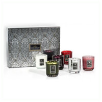 Voluspa Vermeil 6 Candle Decorative Gift Set 18oz