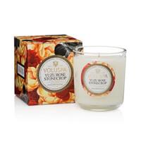 Voluspa Maison Jardin Yuzu Rose Stonecrop Candle 12oz