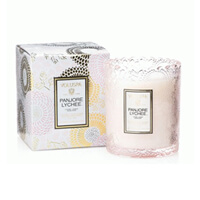 Voluspa Limited Edition Panjore Lychee Scalloped Edge Candle 6.2oz