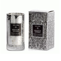 Voluspa Vermeil Makassar Ebony & Peach Boxed Candle 5.25oz