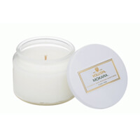 Voluspa Japonica Mokara Petite Candle In Colored Jar W/LID 3.2oz