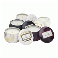 Voluspa Assorted Candle Gift Basket 4oz