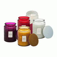 Voluspa Large Glass Candle Gift Collection 16oz