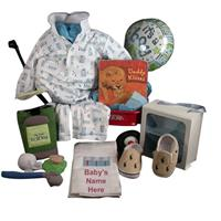 Elegant Kissy Kissy Golf Long Onsy Outfit Baby Boy Gift