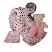 Pretty In Polka Dots Spring/Summer Baby Gift