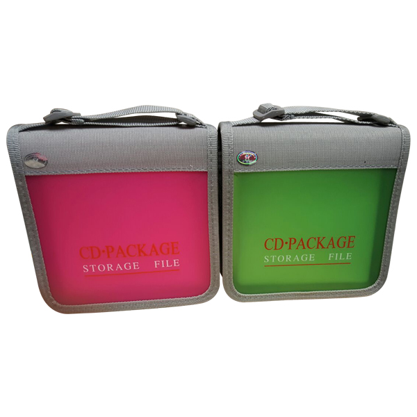 CD-Pouch Folder (Assorted Color)