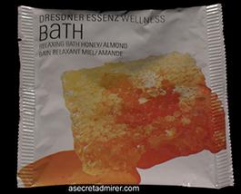 Pre de Provence Dresdner Essenz Wellness Packets 60g-Honey Almond (Honey Almond Oil)