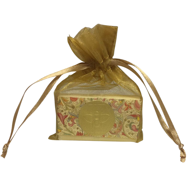 Honey House Naturals Soap Wrapped in Organza Bag - Assorted Fragrance 1.2oz