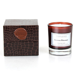 D.L. & Company Candle Scotch Whiskey Scented 7.5 Oz