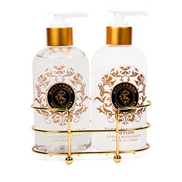 Shelley Kyle McClendon Two piece Lotion and Liquid Hand Soap Set 8oz