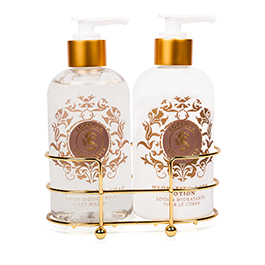Shelley Kyle Sorella Two piece Lotion and Liquid Hand Soap Set 8oz