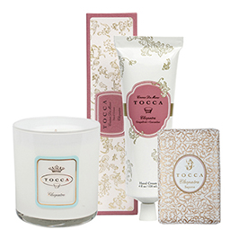 Tocca Cleopatra Collection Gift Set