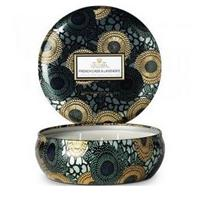 Voluspa Candles 3 Wick Candle French Cade & Lavender 12 oz