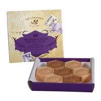 Pre de Provence Queen's Honey Luxury 7 Soaps Gift Box 0.84oz