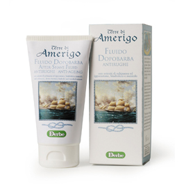 Derbe Amerigo After Shave Fluid Anti Ageing 2.5oz