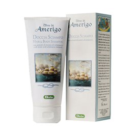 Derbe Amerigo Hair and Body Shampoo 6.5oz