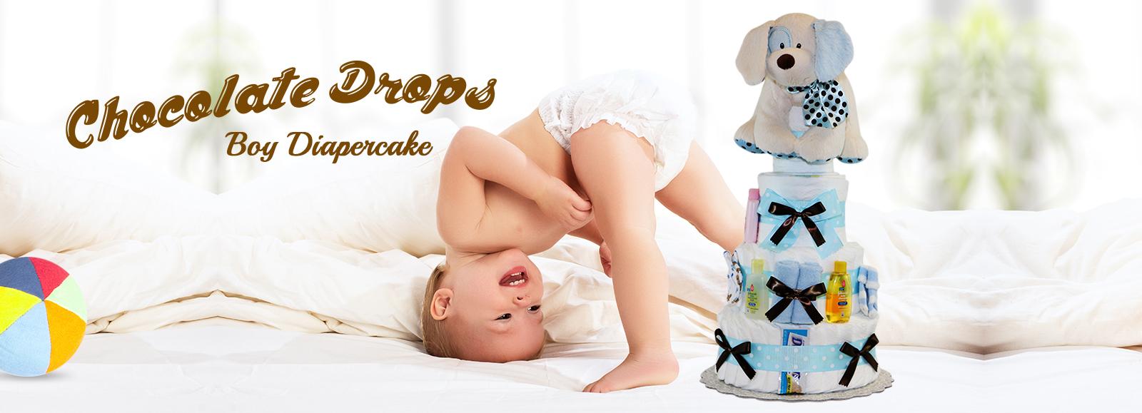 Chocolate Drops Boy