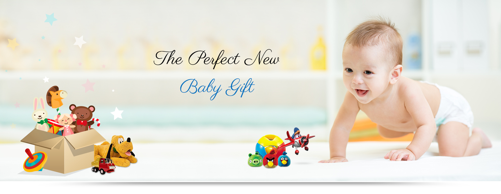 The Perfect New Baby Gift