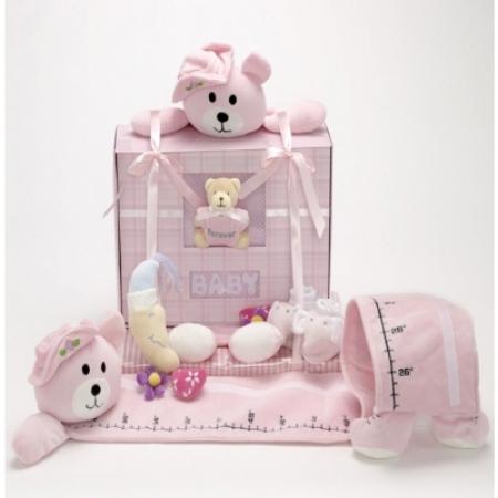 Baby Book Photo Album Growth Chart Baby Gift Girl
