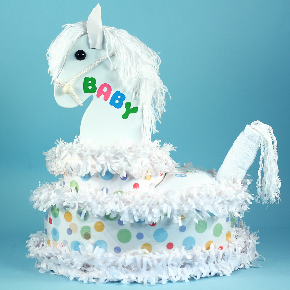 c9af465032ce My Little Pony Diaper Cake Baby Gift at Best Prices