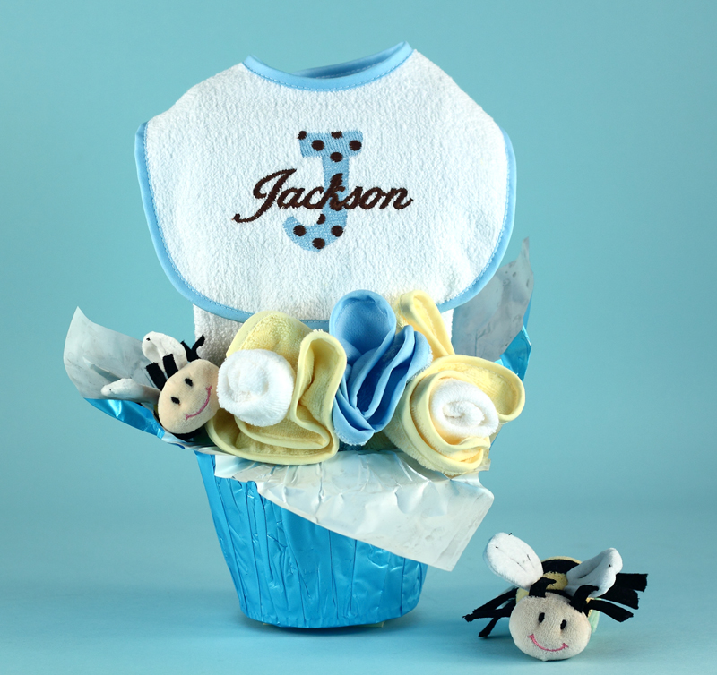 Pots Of Luck Personalized Baby Boy Gift At Best Prices